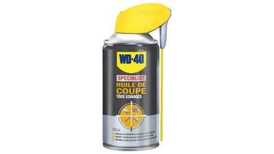 test et avis de l'huile de coupe 60575 WD 40 promotion pas cher
