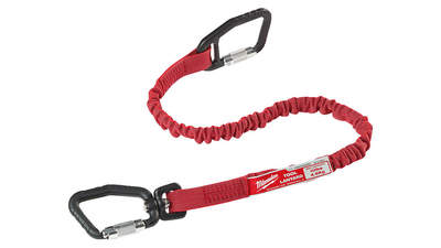 Test complet : lanière de sécurité Milwaukee Quick Connect pour outil de 4,5 kg 4932471429