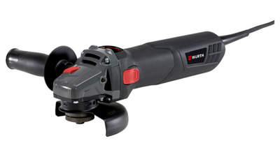 Test complet : Meuleuse angulaire filaire Würth EWS 10-125 COMPACT 125 mm