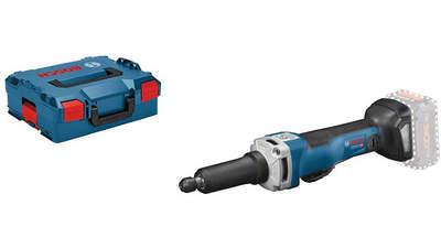 Test complet : Meuleuse droite sans fil Bosch GGS 18V-23 PLC Professional 0601229200
