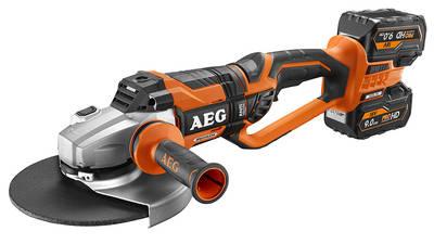 Meuleuse sans fil AEG BEWS18-230BL 230 mm
