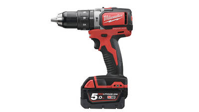 test et avis perceuse à percussion sans fil brushless Milwaukee M18 BLPD