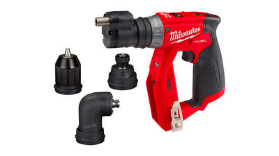 Test complet : Perceuse-visseuse sans fil à mandrin amovible Milwaukee M12 FDDXKIT-0X