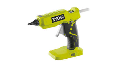 Test complet : Pistolet à colle sans fil RYOBI R18GLU-0