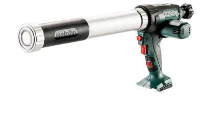 Test complet : Pistolet à mastic Metabo KPA 18 LTX 600 601207850