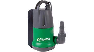 Test complet : Pompe vide-cave Ribimex PRPVC350A