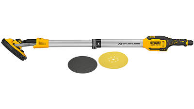 Test complet : Ponceuse à bras sur batterie DEWALT DCE800N-XJ
