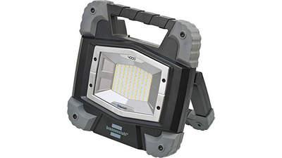 Test complet : projecteur LED sur batterie Brennenstuhl TORAN 3800 Lumens connecté professionnalLINE