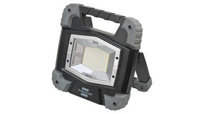 Test complet : projecteur LED filaire Brennenstuhl TORAN 5000 Lumens connecté professionnalLINE