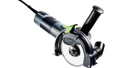 test et avis rainureuse Festool DSC-AG 125 FH-Plus prix pas cher