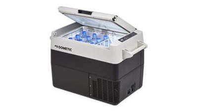 Test complet : Réfrigérateur-congélateur à compresseur portable DOMETIC CFF 45