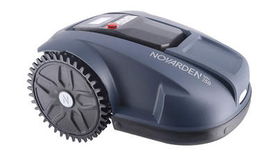 Test complet : Robot tondeuse NOVARDEN NRL350 Connect