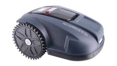Test complet : Robot tondeuse NOVARDEN NRL550 Connect