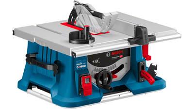 Test complet : Scie sur table filaire Bosch GTS 635-216 Professional