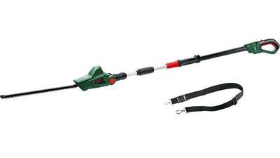 test et avis du Taille-haies télescopique sans-fil UniversalHedgePole 18 Solo Bosch prix pas cher