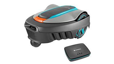 test et prix robot tondeuse Smart Sileno city 500 Gardena au meilleur prix