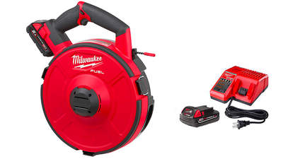 Tir fil sur batterie Milwaukee M18 FPFT-202 36 m ST Set 4933471953