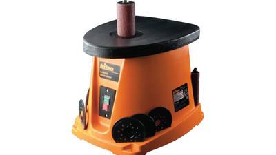 Ponceuse à cylindre oscillant TSP S450 Triton