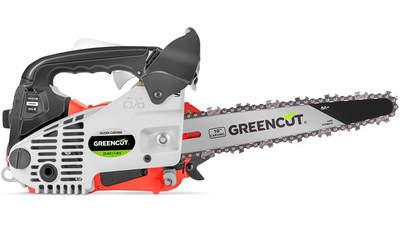 Tronçonneuse d'élagage thermique 25,4 cc Greencut GS2500