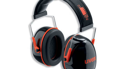 Casque anti-bruit UVEX K3