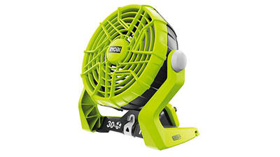 Ventilateur sans fil Ryobi 18 V ONE PLUS R18F-0