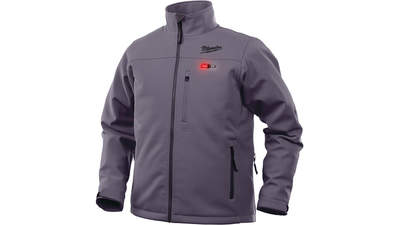 Veste chauffante Milwaukee M12 HJ GREY4