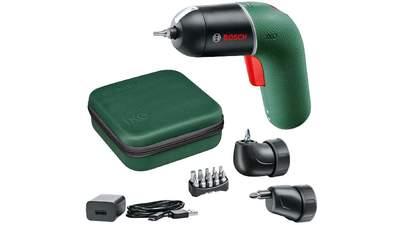 Visseuse sans fil Bosch IXO Premium Set 6ème génération 06039C7102