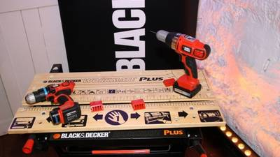 Perceuse BLACK+DECKER