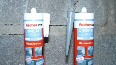 Ciment express Fischer