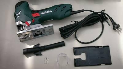 Scie sauteuse Metabo STE 140