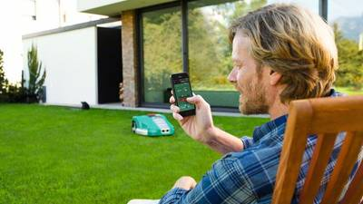 Application Bosch Smart Gardening