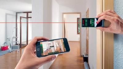 Application « Measure & Go » Bosch