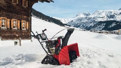 Fraise à neige MTD OPTIMA ME 66