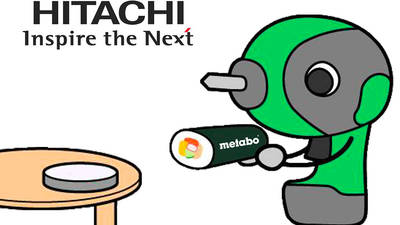 Acquisition de Metabo par Hitachi Koki