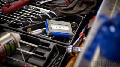 Lampe de poche et frontale Philips LED RCH6
