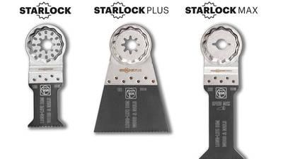 Starlock : la nouvelle norme de porte-outil pour machines oscillantes