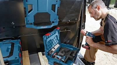 Système de charge à induction Bosch Professional