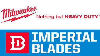 Milwaukee tool acquiert Imperial blades