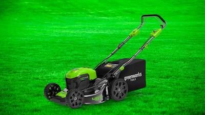 Tondeuse GD40LM46SP 2506007 Greenworks