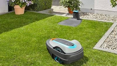 Robots de tonte SILENO city Gardena