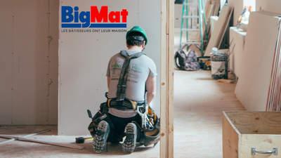 Travaux : 10 conseils de BigMat pour bien choisir son artisan