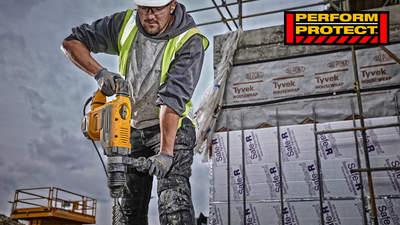 Nouveaux perforateurs burnieurs SDS-MAX DEWALT Perform&Protect D25733K et D25773K