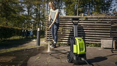 Nettoyeur haute pression filaire G30 Greenworks