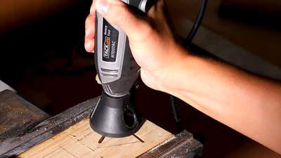 Test et avis de l'outil rotatif multifonctions RTD37AC TACKlife