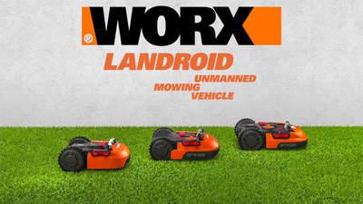 Test complet et avis du robot tondeuse Worx Landroid L WR155E