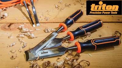 Avis et prix ciseaux à bois Triton Tools promotion