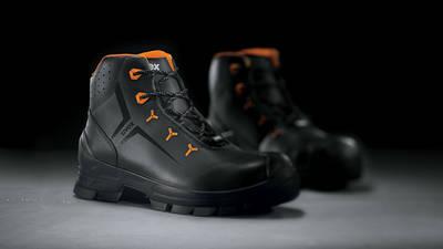 Nouvelle gamme de chaussures de sécurité UVEX 2