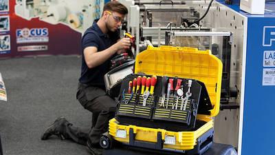 valise de maintenance à roulette STANLEY FMST1-75530