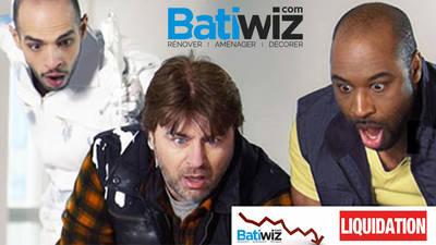 Batiwiz liquidation judiciaire 2018 faillite batiwiz