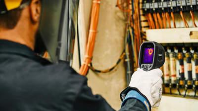 caméra thermique TG165-X avec fonction MSX brevetée